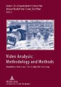 Cover-Bild zu Video Analysis: Methodology and Methods von Knoblauch, Hubert (Hrsg.)
