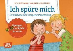 Cover-Bild zu Ich spüre mich von Diepmann, Rita