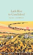 Cover-Bild zu Thompson, Flora: Lark Rise to Candleford (eBook)