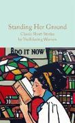Cover-Bild zu Various: Standing Her Ground (eBook)
