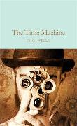 Cover-Bild zu Wells, H. G.: The Time Machine (eBook)