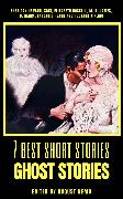 Cover-Bild zu Kipling, Rudyard: 7 best short stories - Ghost Stories (eBook)
