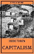 Cover-Bild zu Smith, Adam: 3 books to know Capitalism (eBook)