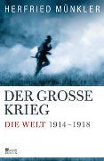 Cover-Bild zu Der Große Krieg von Münkler, Herfried