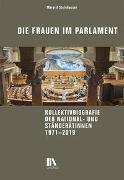 Cover-Bild zu Die Frauen im Parlament von Steinhauser, Margrit