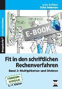 Cover-Bild zu Fit in den schriftlichen Rechenverfahren (eBook) von Gellner, Lars