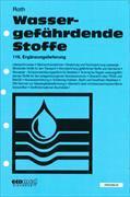 Cover-Bild zu 116. Ergänzungslieferung - Wassergefährdende Stoffe