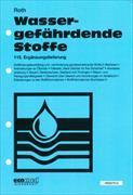 Cover-Bild zu 115. Ergänzungslieferung - Wassergefährdende Stoffe