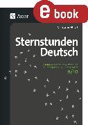 Cover-Bild zu Sternstunden Deutsch 9-10 (eBook) von Althoff, Christiane