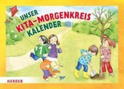 Cover-Bild zu Unser Kita-Morgenkreiskalender von Bläsius, Jutta