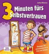 Cover-Bild zu 3 Minuten fürs Selbstvertrauen von Bläsius, Jutta
