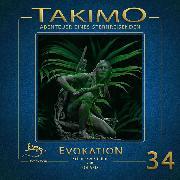 Cover-Bild zu Liendl, Peter: Takimo - 34 - Evokation (Audio Download)