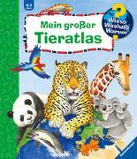 Cover-Bild zu Mein großer Tieratlas von Erne, Andrea