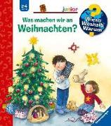 Cover-Bild zu Was machen wir an Weihnachten? von Erne, Andrea