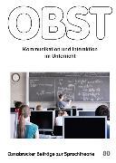 Cover-Bild zu Ossner, Jakob: Kommunikation und Interaktion im Unterricht (eBook)