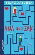Cover-Bild zu Ana und Zak von Katcher, Brian