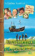 Cover-Bild zu Die Karlsson-Kinder Gruselschiff mit schwarzer Dame von Mazetti, Katarina