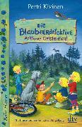 Cover-Bild zu Die Blaubeerdetektive (2) Achtung Geisterelch! von Kivinen, Pertti