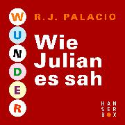Cover-Bild zu Wunder - Wie Julian es sah (eBook) von Palacio, Raquel J.