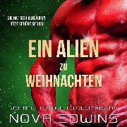 Cover-Bild zu Ein Alien zu Weihnachten (Audio Download) von Edwins, Nova