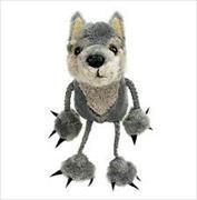 Cover-Bild zu Fingerpuppe Wolf