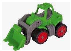 Cover-Bild zu BIG-Power-Worker Mini Traktor