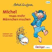 Cover-Bild zu Lindgren, Astrid: Michel muss mehr Männchen machen (Audio Download)
