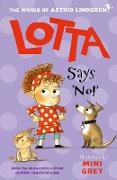Cover-Bild zu Lindgren, Astrid: Lotta Says 'No!'
