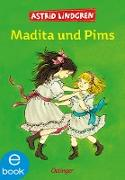 Cover-Bild zu Lindgren, Astrid: Madita und Pims (eBook)