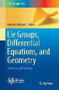 Cover-Bild zu Lie Groups, Differential Equations, and Geometry von Falcone, Giovanni (Hrsg.)