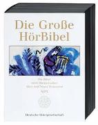 Cover-Bild zu Die Große HörBibel / Die Große HörBibel nach Martin Luther von Luther, Martin (Übers.)