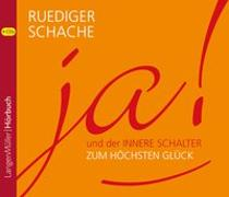 Cover-Bild zu ja! (CD) von Schache, Ruediger