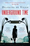 Cover-Bild zu Underground Time (eBook) von Vigan, Delphine de