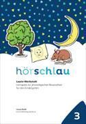 Cover-Bild zu hörschlau / Laute-Werkstatt 3 von Rickli, Ursula