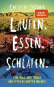 Cover-Bild zu Thürmer, Christine: Laufen. Essen. Schlafen (eBook)