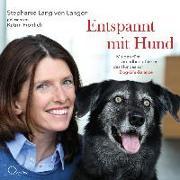 Cover-Bild zu Entspannt mit Hund von Lang von Langen, Stephanie