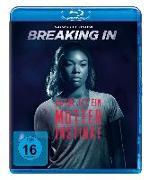 Cover-Bild zu Breaking in - Blu-ray von Levi Meaden (Schausp.)