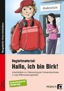 Cover-Bild zu Begleitmaterial: Hallo, ich bin Birk! von Miller, Christa