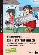 Cover-Bild zu Begleitmaterial: Birk startet durch (eBook) von Miller, Christa