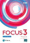 Cover-Bild zu Focus BrE 2nd Level 3 Workbook w/ online audio von Brayshaw, Daniel