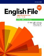 Cover-Bild zu English File: Upper Intermediate: Student's Book with Online Practice