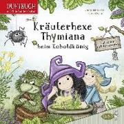 Cover-Bild zu Kauer, Jacqueline: Kräuterhexe Thymiana beim Koboldkönig