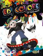Cover-Bild zu Kauer, Jacqueline: Edi Colore, der Farbenvampir