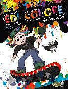 Cover-Bild zu Kauer, Daniel: Edi Colore, der Farbenvampir (eBook)