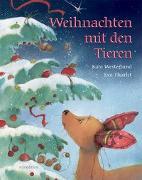 Cover-Bild zu Weihnachten mit den Tieren von Westerlund, Kate