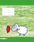 Cover-Bild zu Ringbuch Ordner Edgar, das Schaf von Foerster, Tamara (Illustr.)