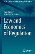 Cover-Bild zu Tor, Avishalom (Hrsg.): Law and Economics of Regulation