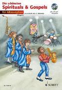 Cover-Bild zu Magolt, Marianne (Hrsg.): Die schönsten Spirituals & Gospels