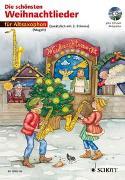 Cover-Bild zu Magolt, Marianne (Instr.): Die schönsten Weihnachtslieder