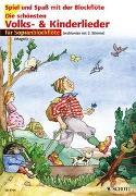 Cover-Bild zu Magolt, Hans (Instr.): Die schönsten Volks- und Kinderlieder